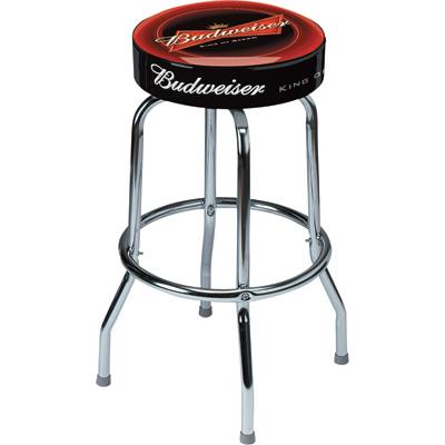 Budweiser 30 - Барный стул - пригодный для короля