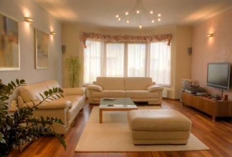 Какие моменты обязательно нужно учесть при оформлении дизайна гостиной