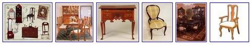 Стиль мебели королевы Анны