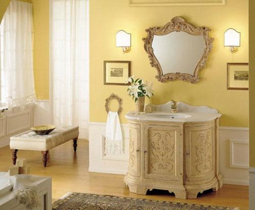 Королевский дизайн большой ванной комнаты - Ванная комната дизайн фото фото