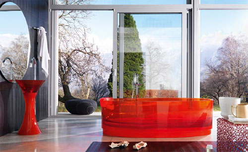 Шикарная мебель для ванной комнаты - Ванная комната дизайн фото фото