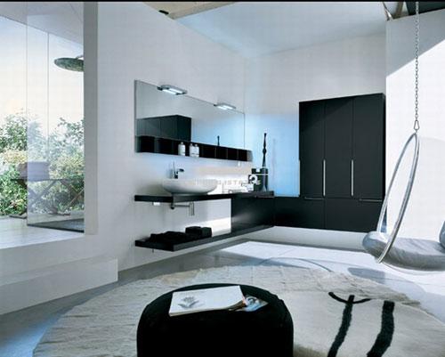 Сверхсовременный дизайн ванной комнаты - Ванная комната дизайн фото фото
