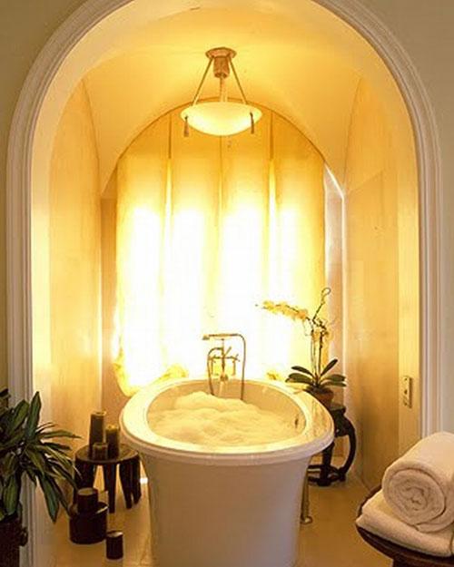Ванная-альков - Ванная комната дизайн фото фото