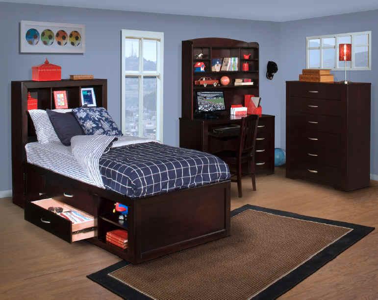 Элегантная мебель для детской - Мебель для детской комнаты фото