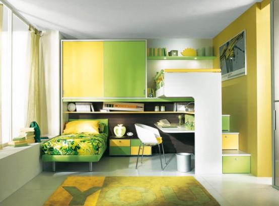 Детская многофункциональная мебель - Мебель для детской комнаты фото