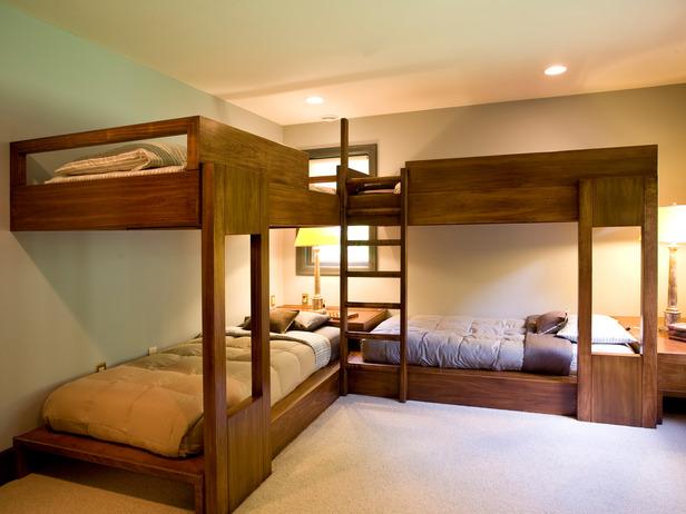 детская Комната для двоих - мебель - Разное фото