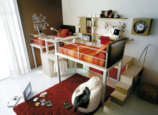 На что обратить внимание при выборе мебели для детской комнаты? - Разное фото