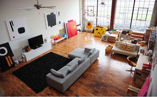 Дизайн гостиной в скандинавском стиле - Гостиные - дизайн и мебель фото
