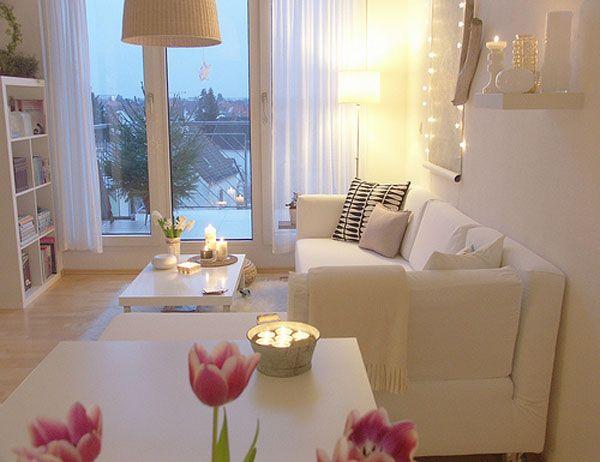 Гостиная в скандинавском стиле - Гостиные - дизайн и мебель фото