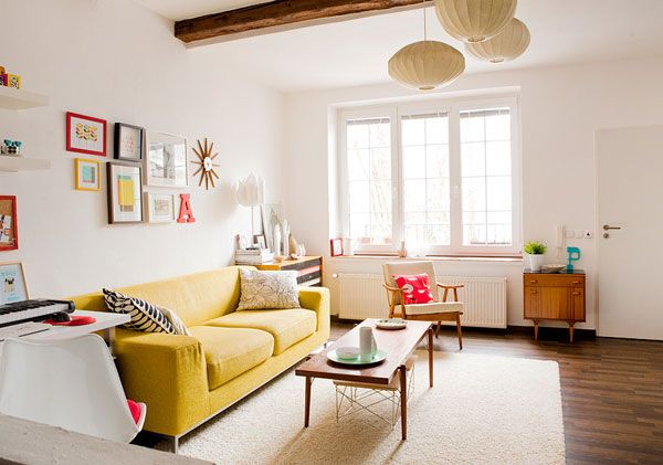 Гостиная  в современном стиле - Гостиные - дизайн и мебель фото
