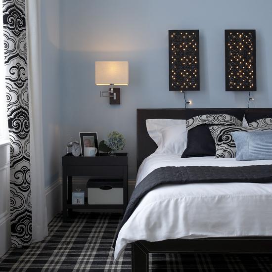 Прекрасный дизайн спальни в стиле модерн - Дизайн интерьера спальни и мебель фото