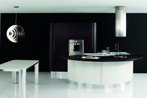 Современные идеи для мебели кухни - Интерьер кухни (кухонная мебель) фото