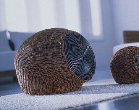 Зеленая кровать от Gervasoni - кровати Otto из бамбука - Разное фото