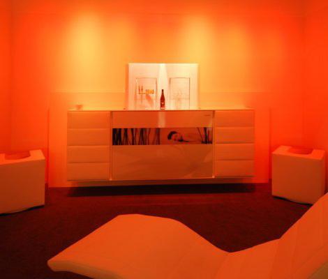 Программируемая мебель от Skloib - Белый контроль куб Box - Разное фото