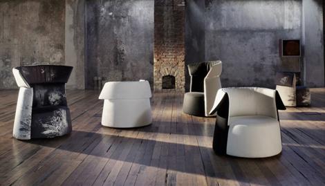 Современное кресло Саба Italia - итальянские LaCarmen кресла - Разное фото