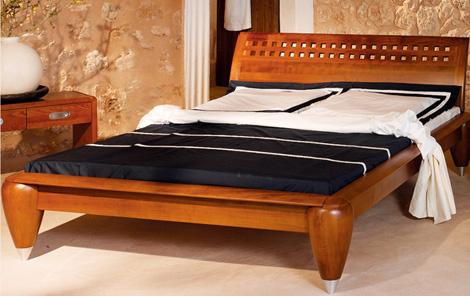 Современные европейские кровати от Зак дизайн - Экзотические кровати из древесины - Разное фото