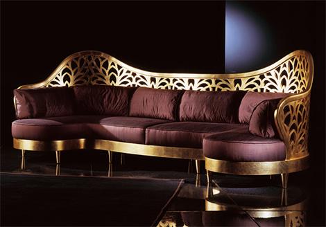 Итальянская мебель класса люкс - дизайн мебели от Roberto Ventura - Разное фото