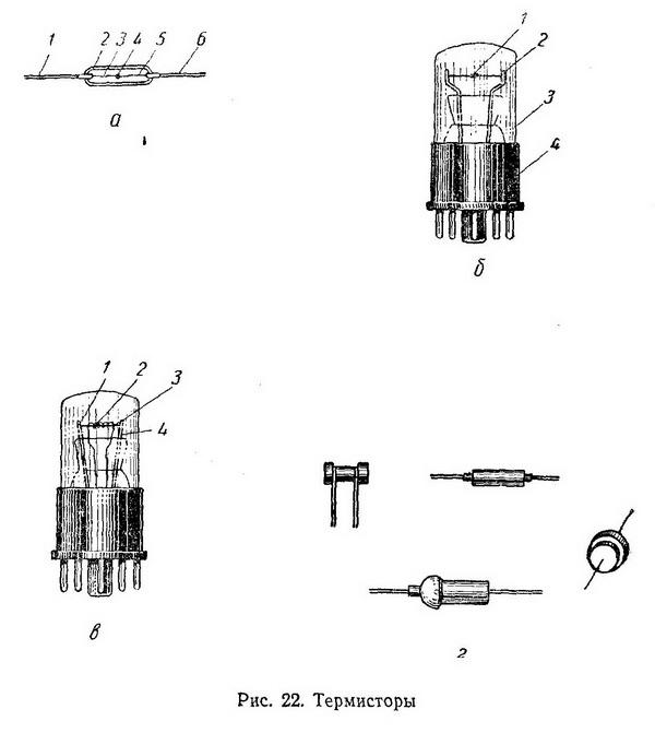 Термисторы - Разное фото