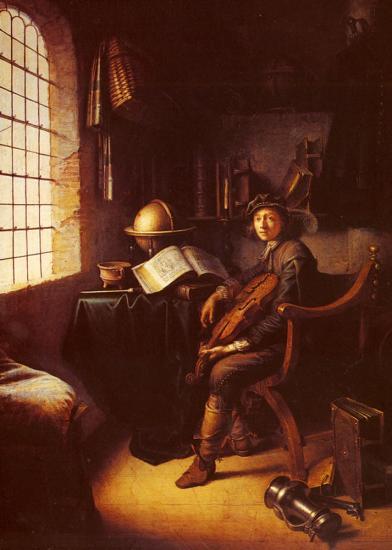 Мебель XV-XVI века: Голландия и Фландрия - Разное фото