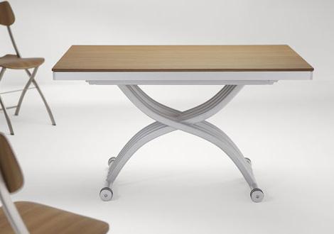 Умный столик от Ozzio - столы Космическая экономия - Разное фото