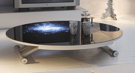 ozzio компактный расширяемый стол - Разное фото