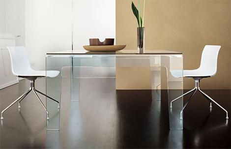 Стол закаленное стекло от Sovet - журнальный столик и обеденный стол - Разное фото