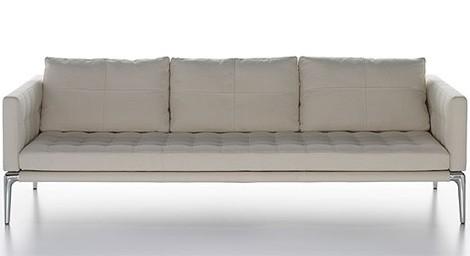 Роскошные Кожаные Диваны - дизайнерский диван из кожи от Philippe Starck - Мягкая мебель фото