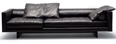 Огромная софа Plaza от Swan -  дизайнеры Ludovica и  Roberto Palomba - Мягкая мебель фото