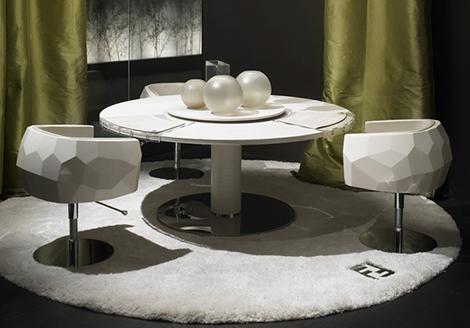 Fendi Casa стул Кристал - Разное фото