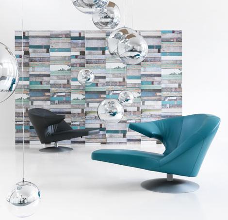 Вращающееся кресло Parabolica от Leolux - Мягкая мебель фото