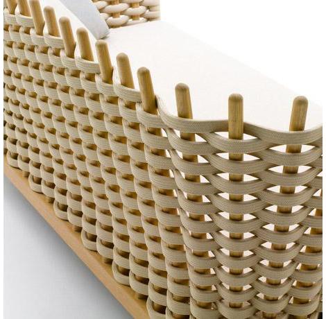 Современная Повседневная Мебель Paola Lenti - Коллекция Мебели 2009 - Разное фото