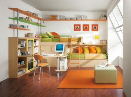 Выбор мебели в детскую комнату - Разное фото