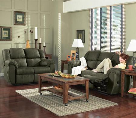 Оливковые кресла для гостиной - Гостиные - дизайн и мебель фото