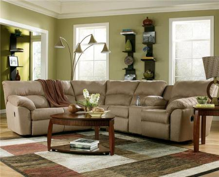 Отличный пример дизайна гостиной - Гостиные - дизайн и мебель фото