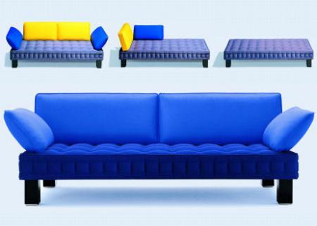 Materassi - Настраиваемые диваны от Wittmann - инновационная мебель - Мягкая мебель фото