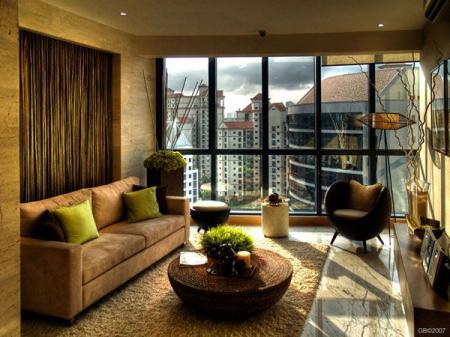 Дизайн гостиной комнаты - Гостиные - дизайн и мебель фото