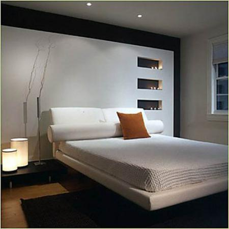 Мебель для спальни в стиле минимализм - Дизайн интерьера спальни и мебель фото
