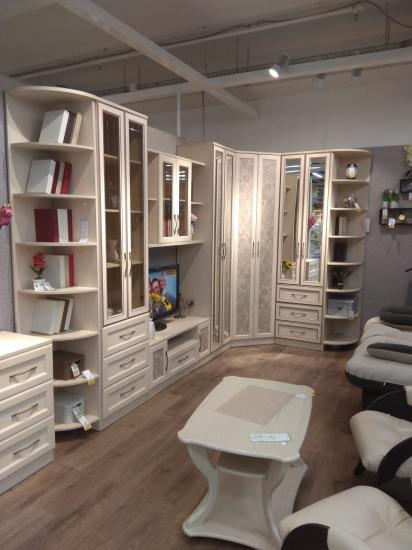 Модульная мебель, стенки для гостиных - Модульная мебель, стенки для гостиных фото
