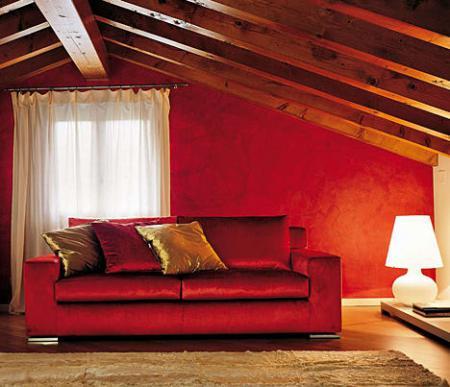 Современный диван от Атма Gruppo ( Apogeo ) - новый диван-Нью Йорк - Мягкая мебель фото