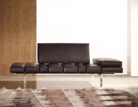 Новые Minotti Smith Lounge System - современный городской модерн (мягкая мебель) - Мягкая мебель фото