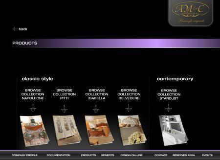 """Фото для """"Antonelli M. & C. - итальянская фабрика мебели  - мебель для гостиной, библиотек, столовой, кабинета, а также моду"""