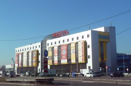 Мебель России ТЦ Горьковское шоссе